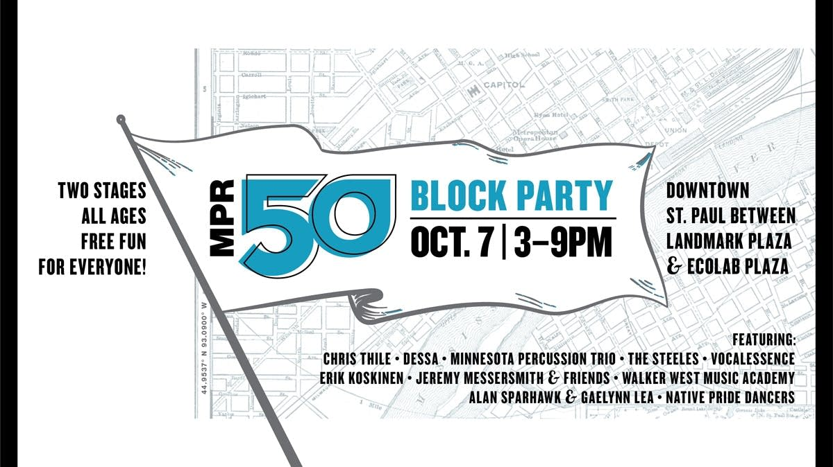 MPR50 Block Party