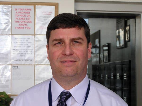 Warden Tim Wengler