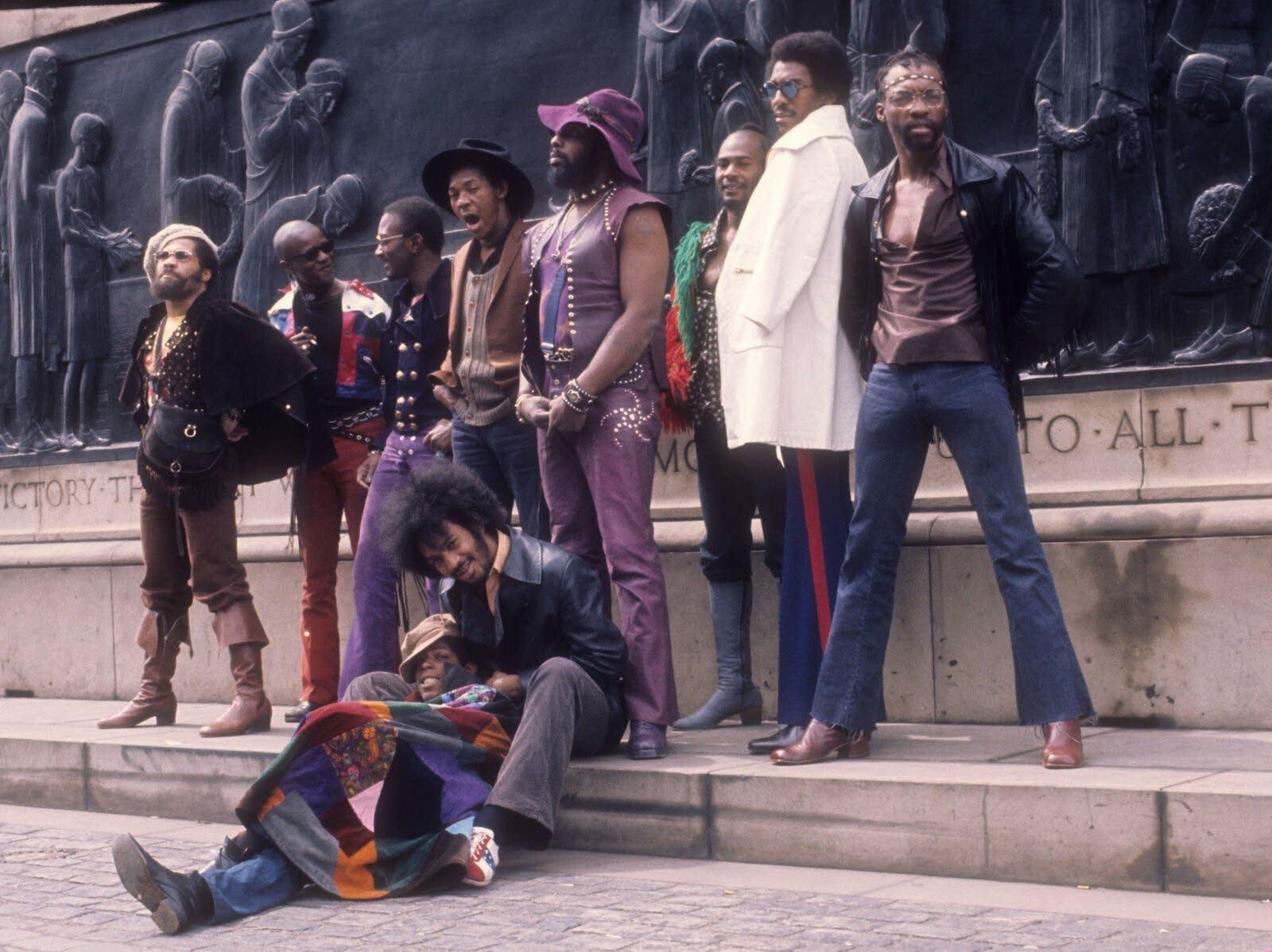 Parliament-Funkadelic Portrait In England