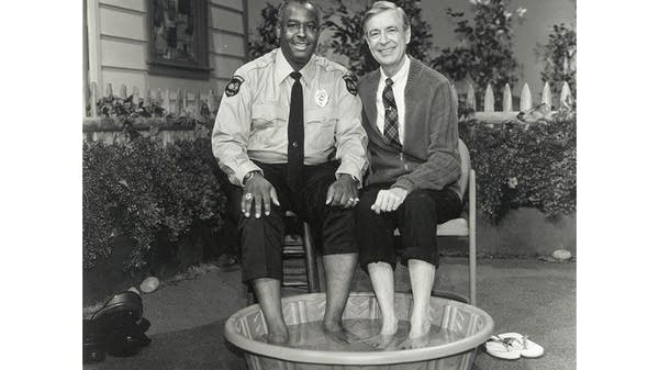 Walking The Beat In Mr Rogers Neighborhood Where A New Day Began Together Mpr News