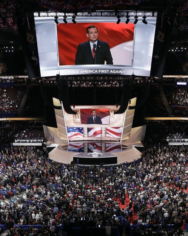 Fact check: Claims from the RNC stage Wednesday, and the