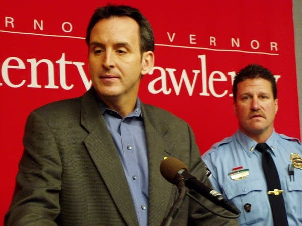 Pawlenty on crime