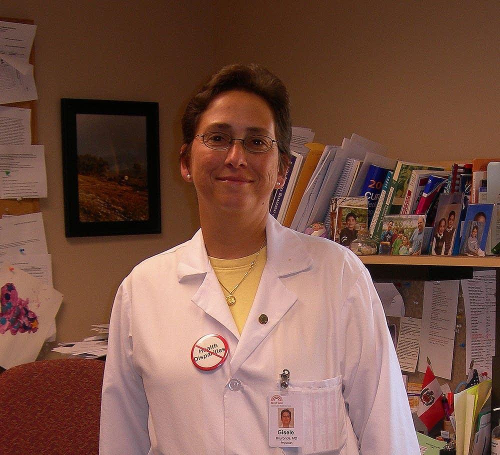 Dr. Gisele Bouroncle
