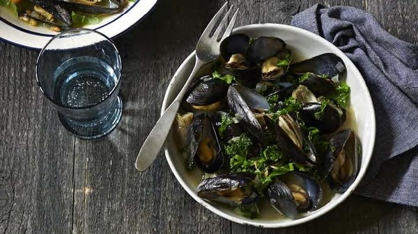 Mussels Three Ways