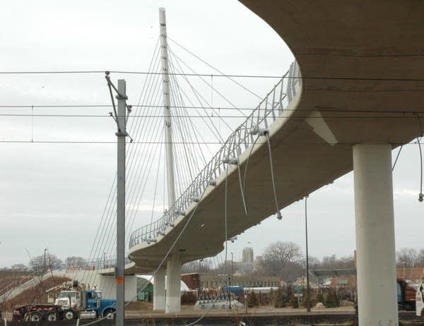 Sabo bridge repairs