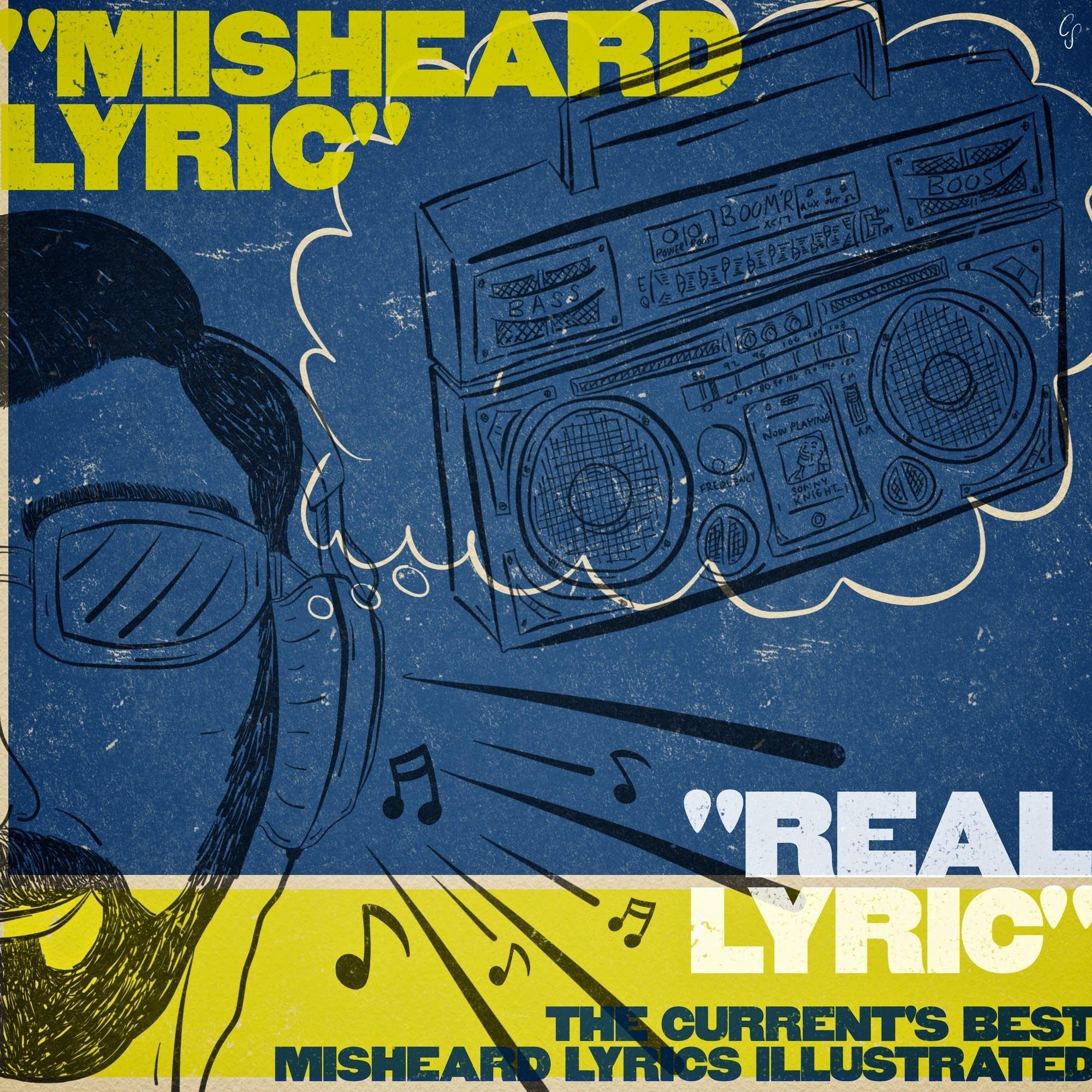 misheard lyric masthead