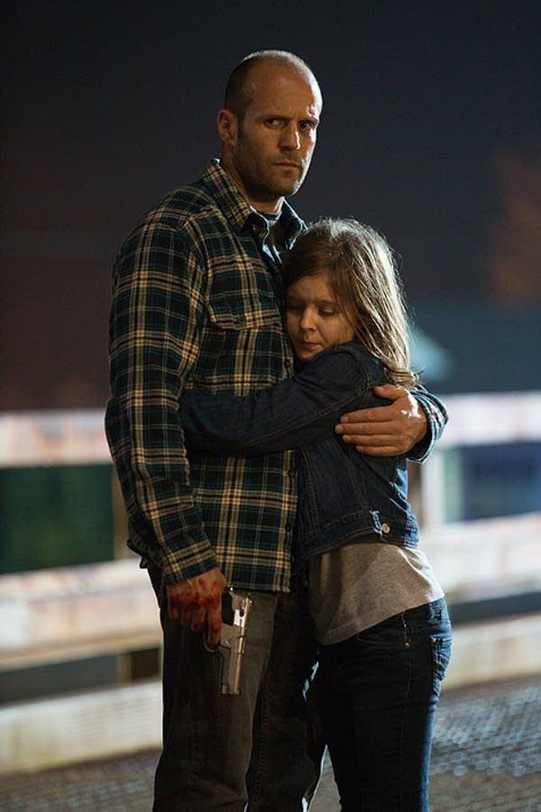 Jason Statham, Izabela Vidovic