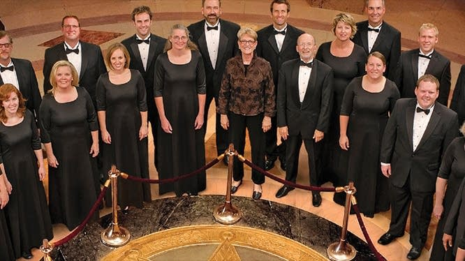 VocalEssence Ensemble Singers