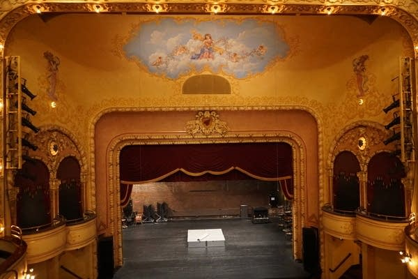 The Sheldon Theatre
