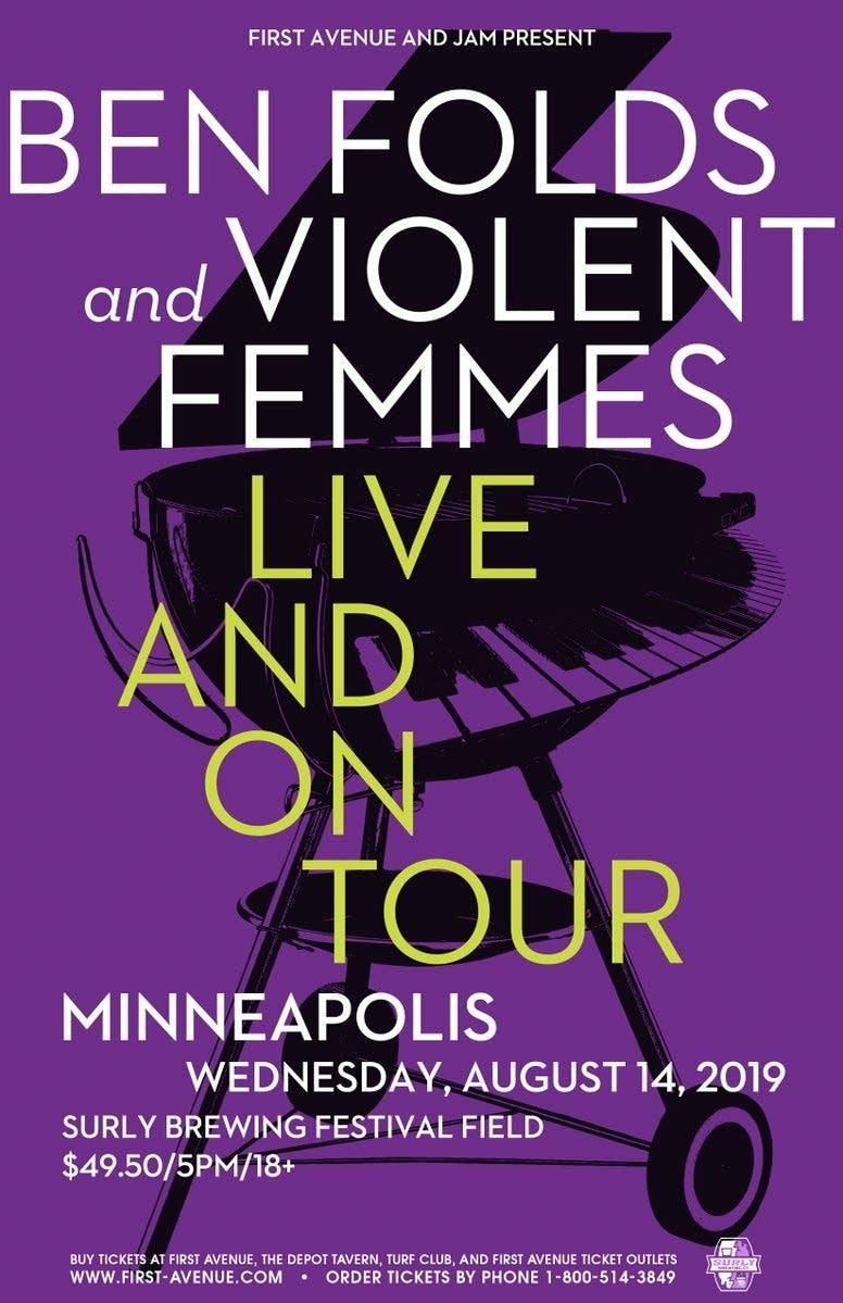 Ben Folds Violent Femmes
