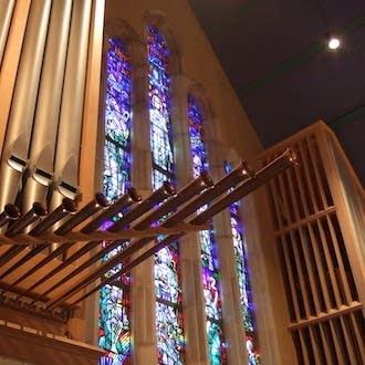 2007 Holtkamp/Boe Chapel, St. Olaf College, Northfield, MN