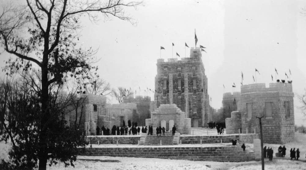 Ice palace 1940