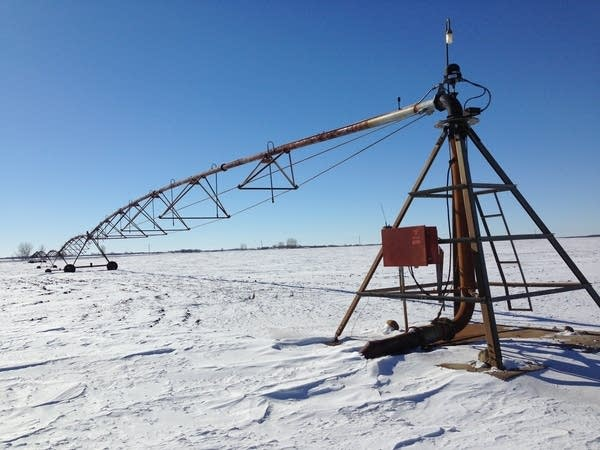 Irrigation rig