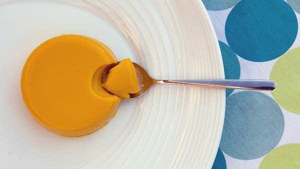 Pumpkin Pie Panna Cotta