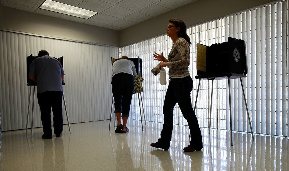 Texas votes