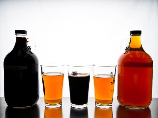 Bemidji Brewing Company beers