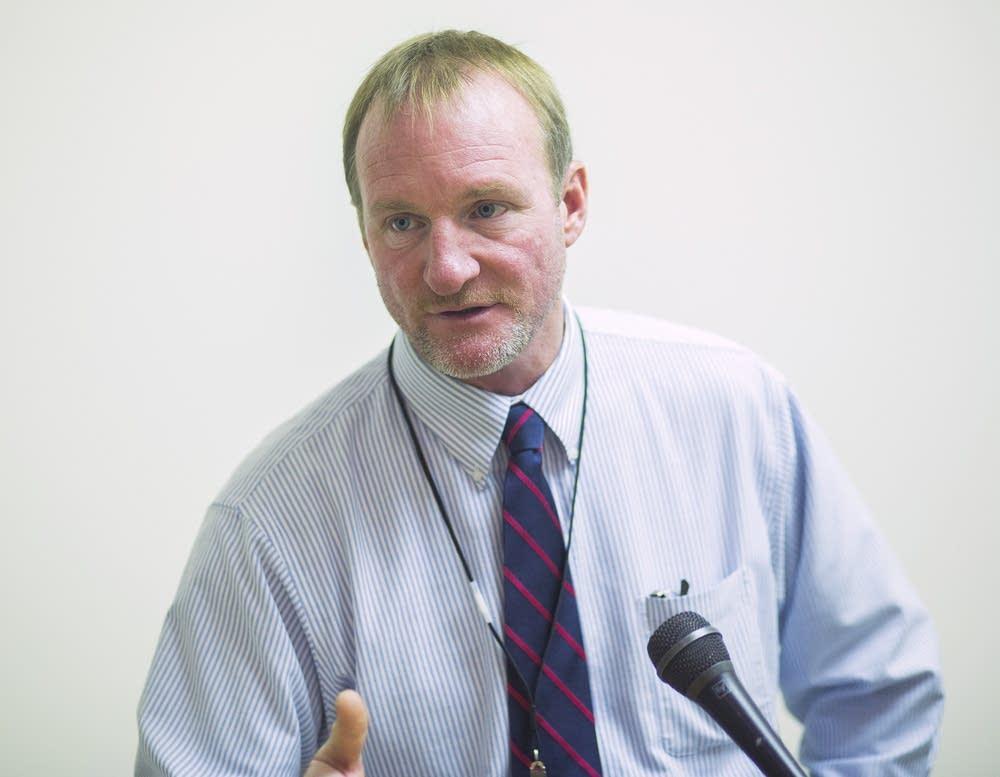 Principal Tim Everson