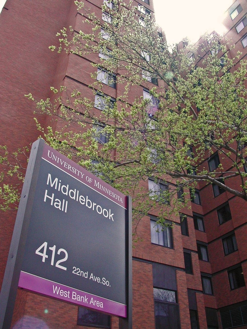Middlebrook Hall