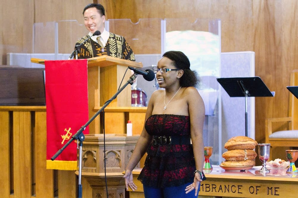 Services at Church of All Nations