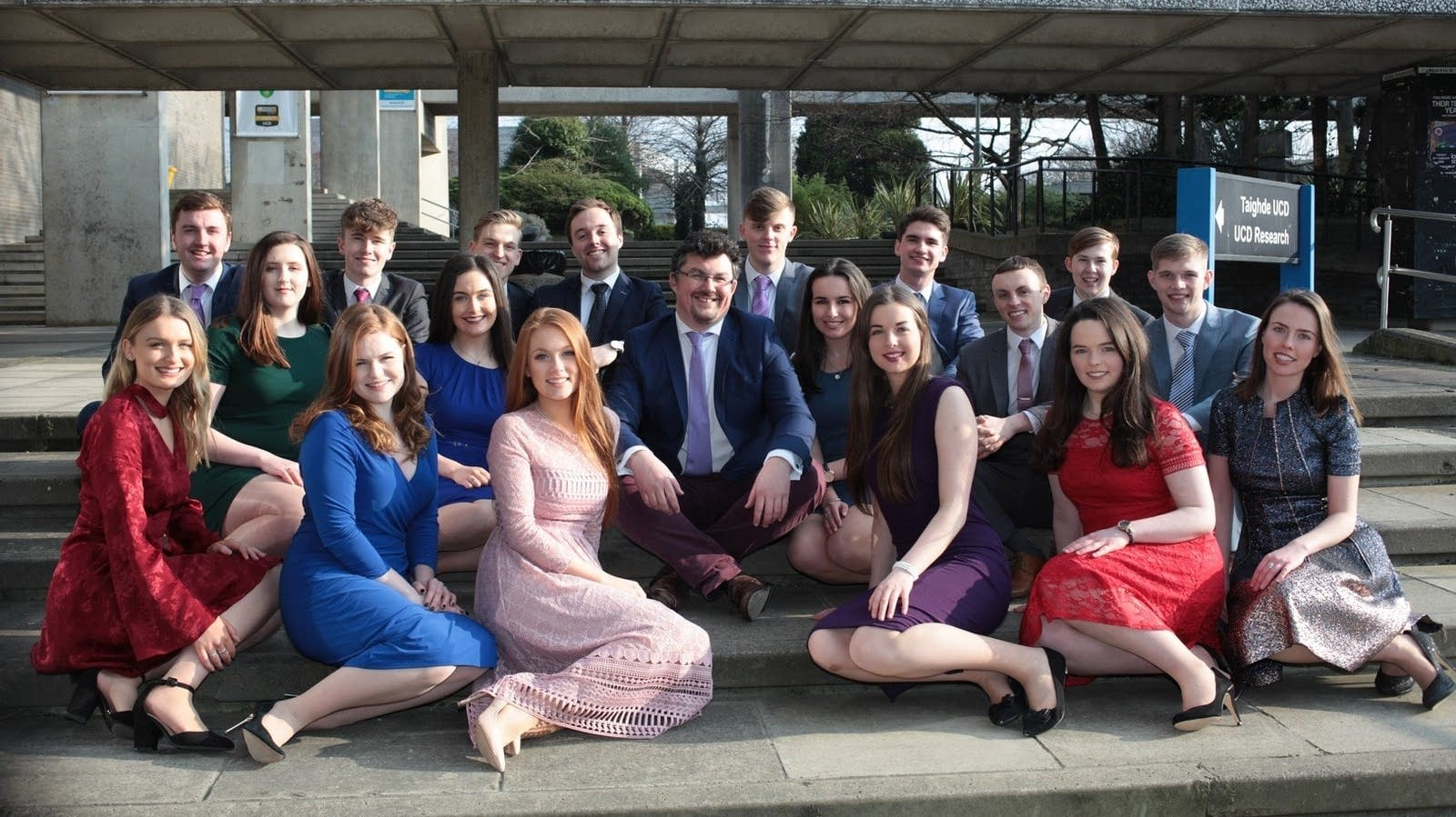 The Choral Scholars of University College Dublin