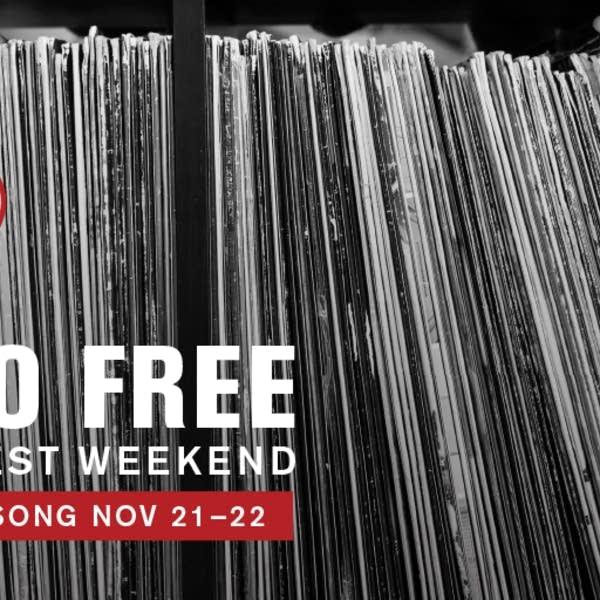 Radio Free Weekend - November 2020
