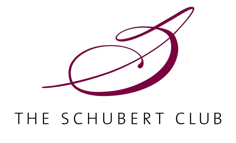The Schubert Club's new logo