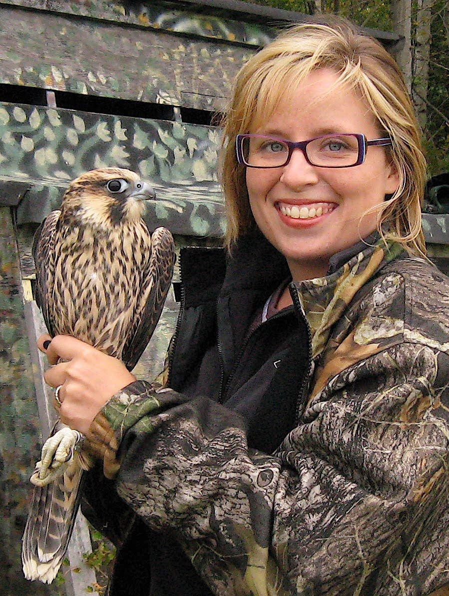 """""""Birdchick"""" Sharon Stiteler"""