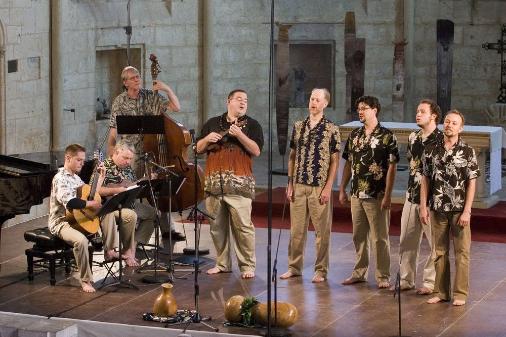 Rose Ensemble perform The Last Queen of Hawaii