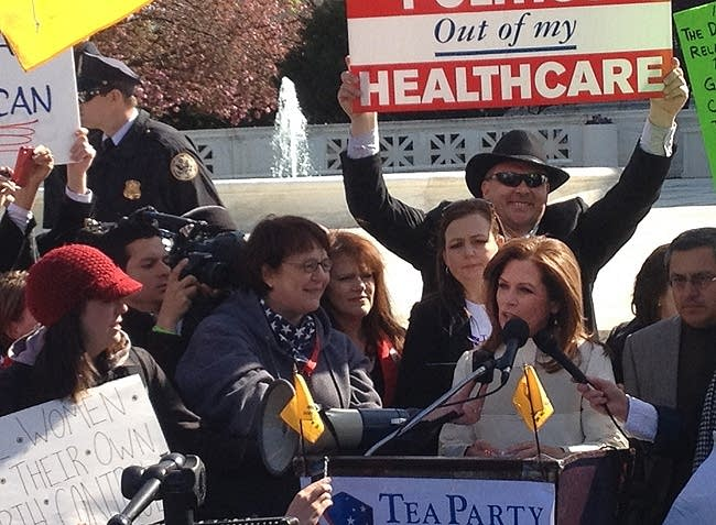 Bachmann at the Supreme Court