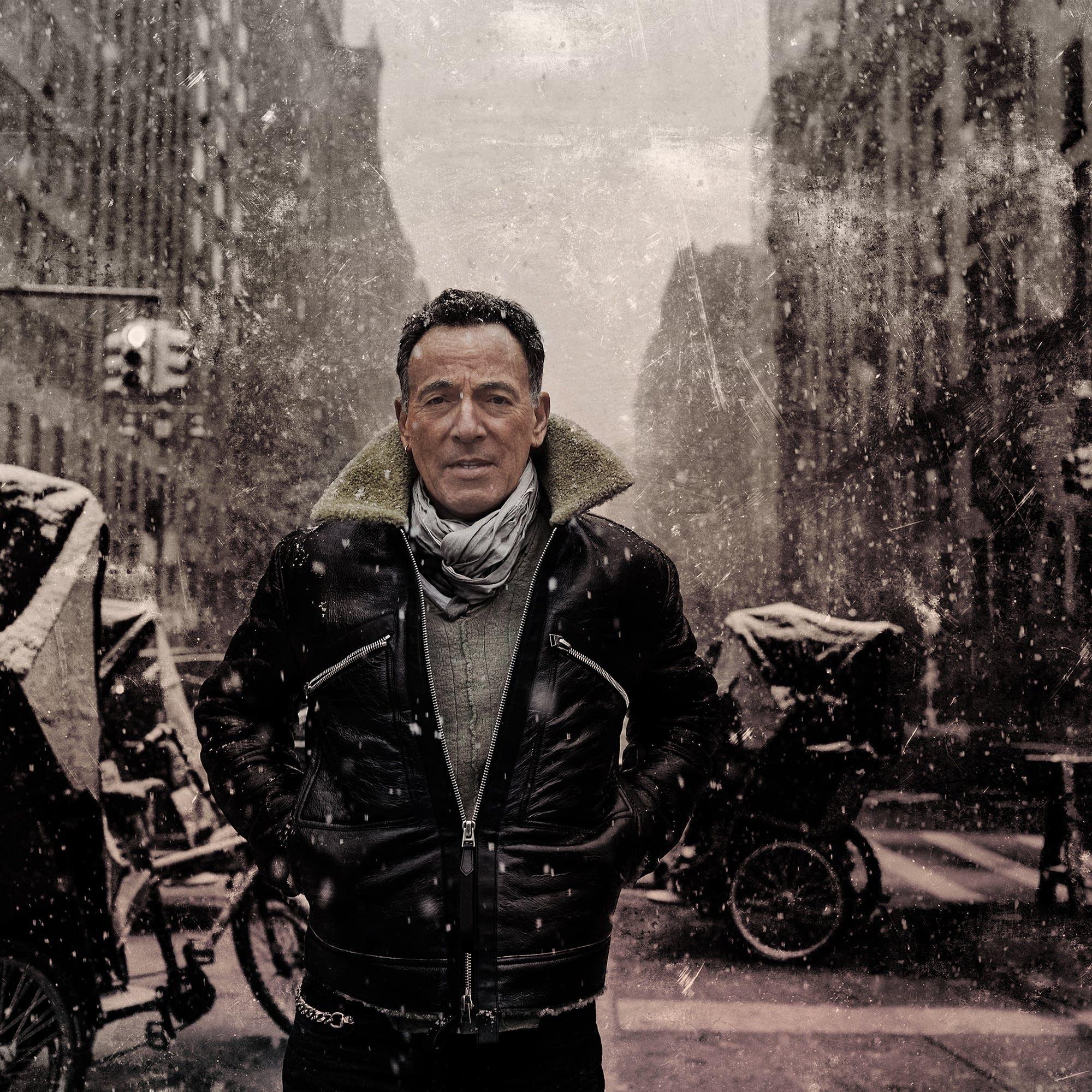 Bruce Springsteen - press photo 2020