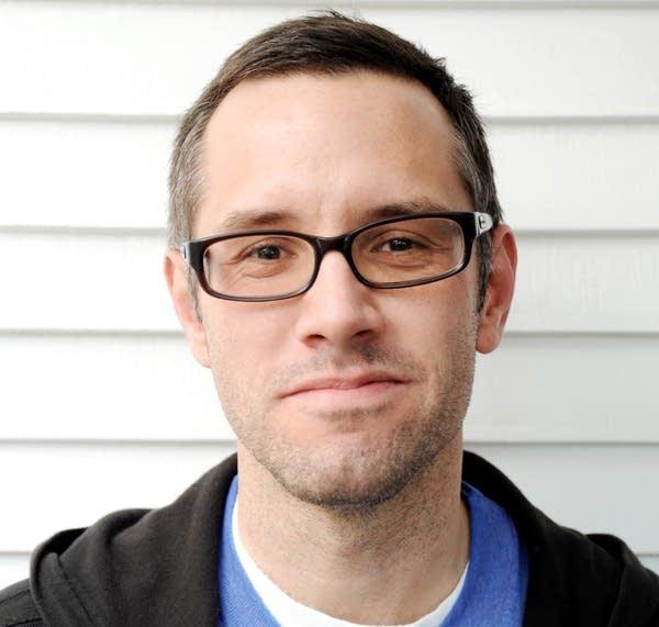 Minneapolis author John Jodzio