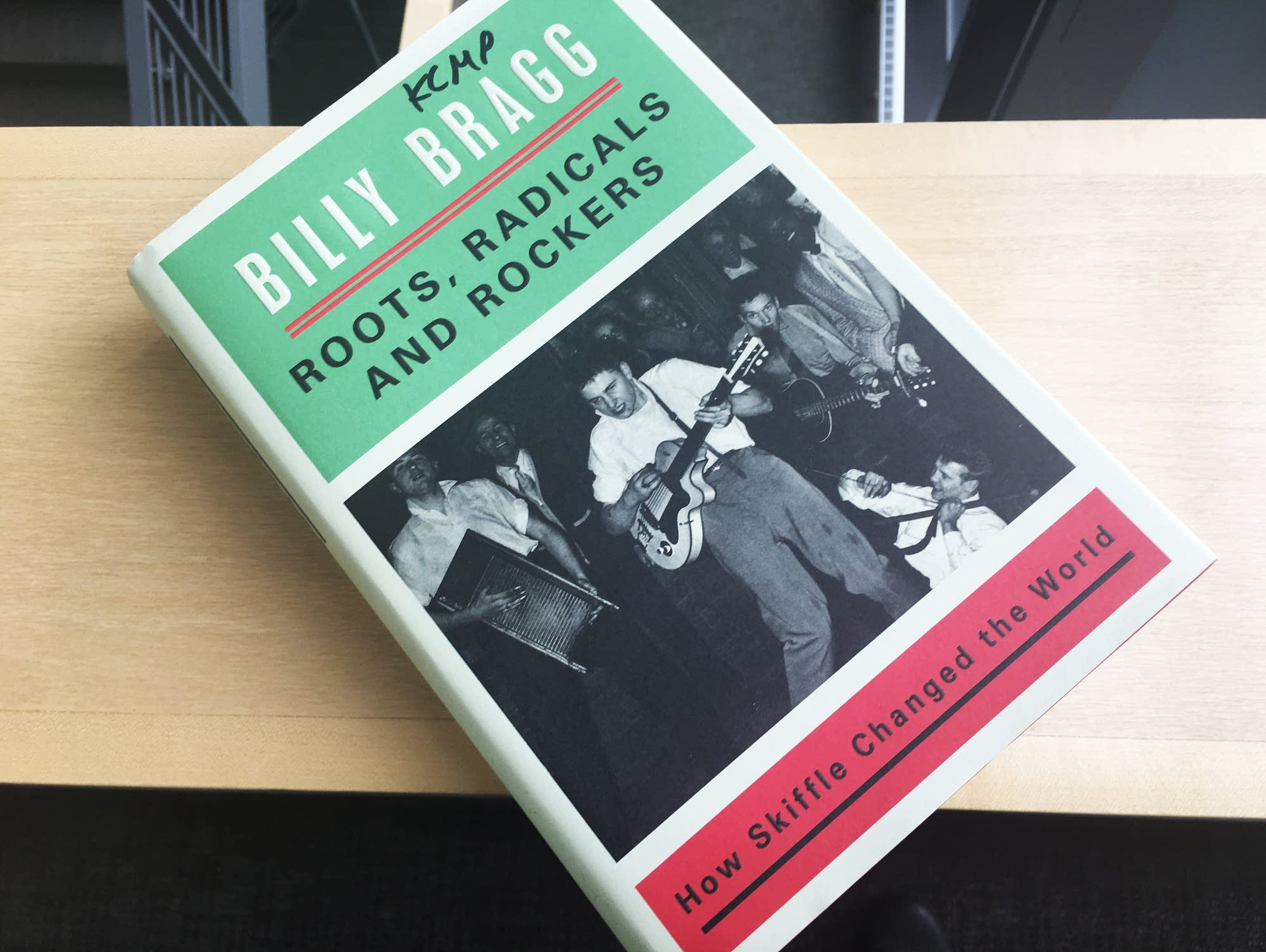 Billy Bragg's 'Roots, Radicals and Rockers'