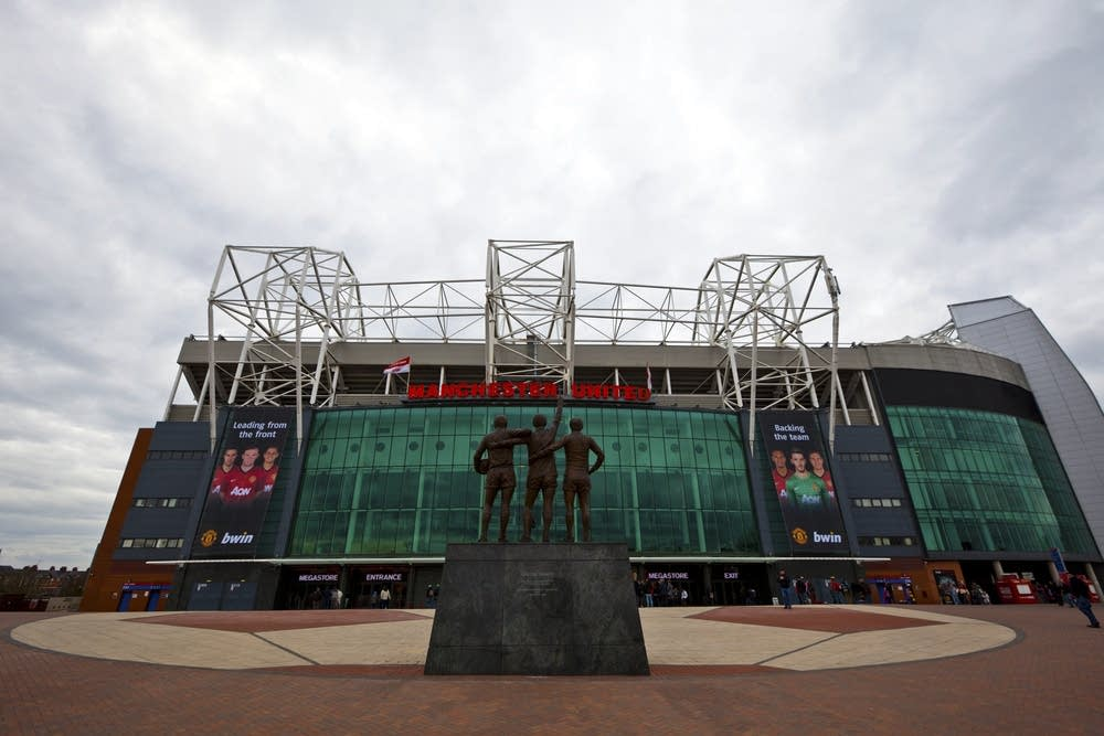 old trafford, manchester, manchester united