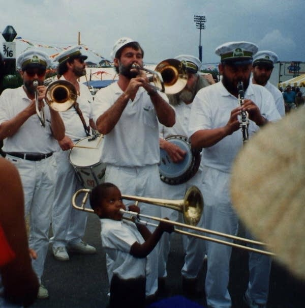 Trombone Short