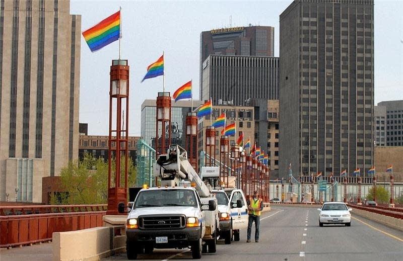 Houston's gay mayor's mate