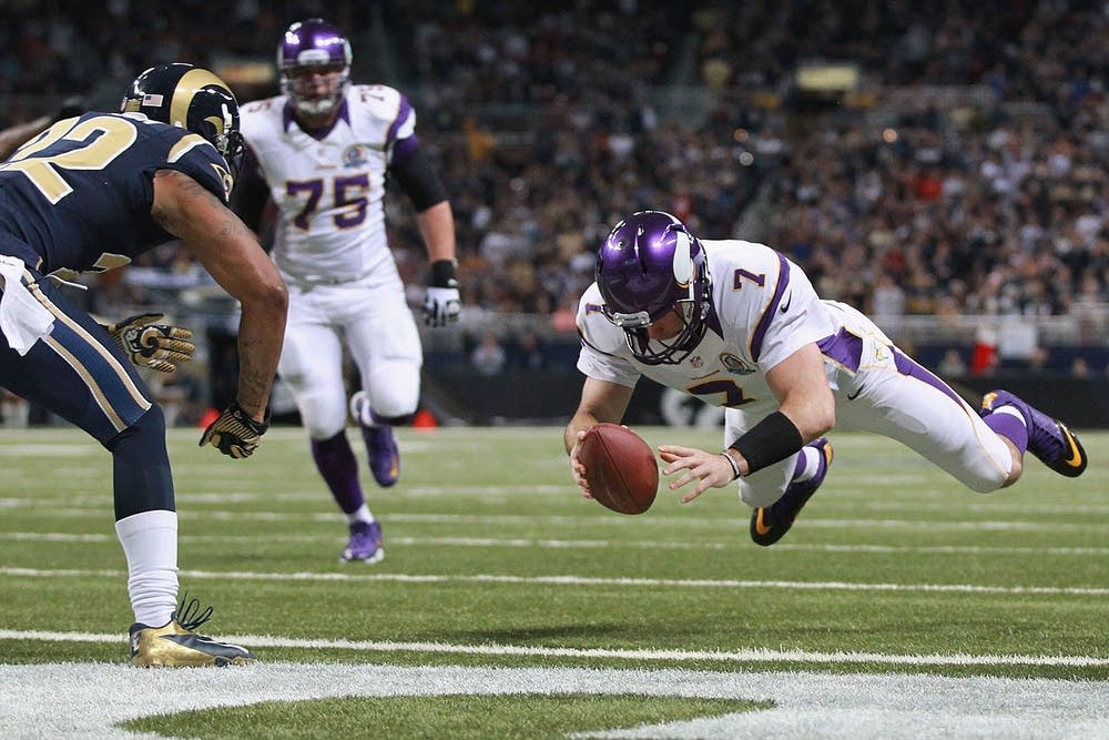 Vikings vs. Rams