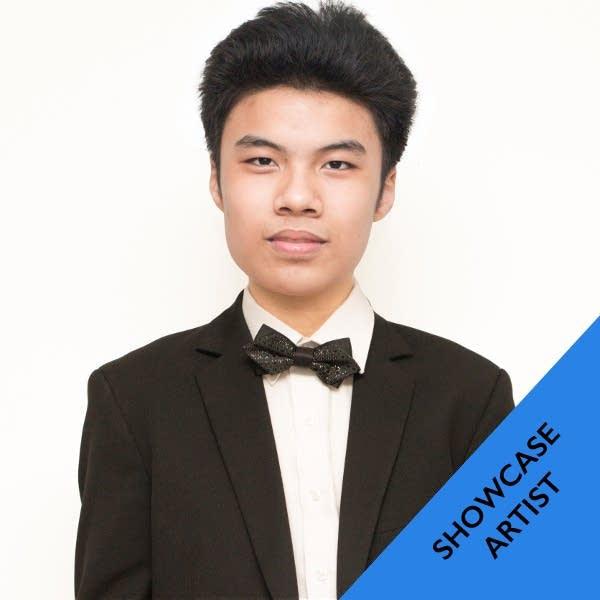 2018 Showcase Artist Vinh Nguyen