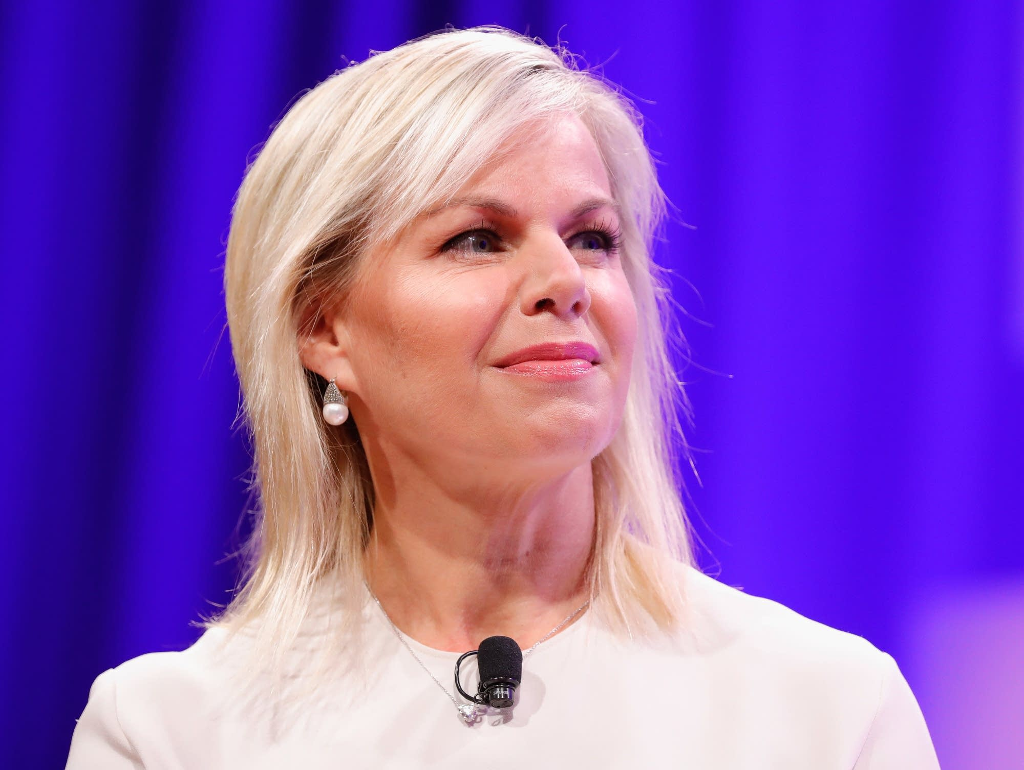 Gretchen Carlson at the Fortune Most Powerful Women Summit