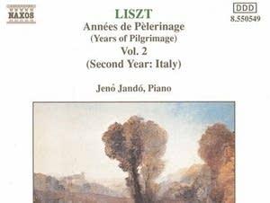 Franz Liszt - Annees de pelerinage