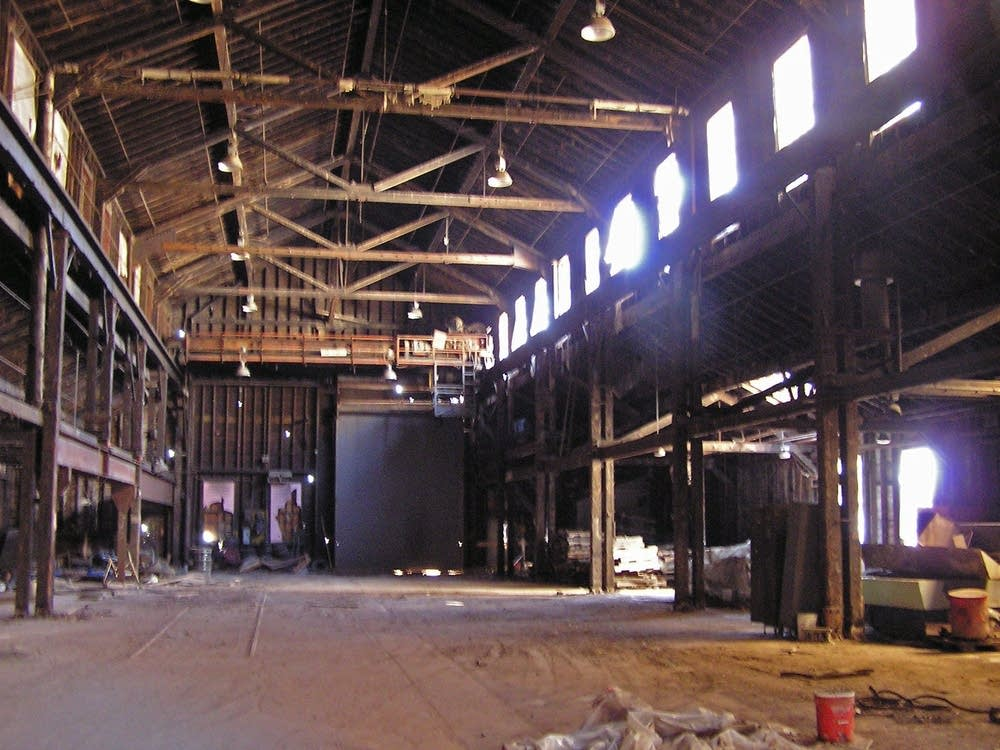 Former stable; future market