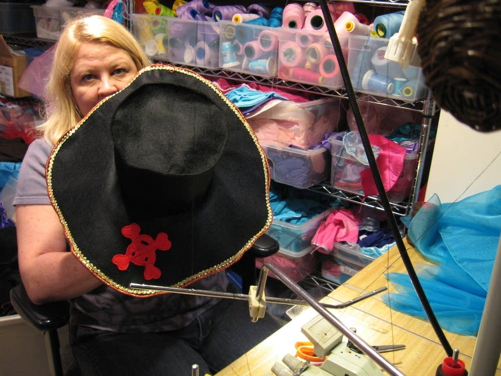 A Minnesota-made pirate hat