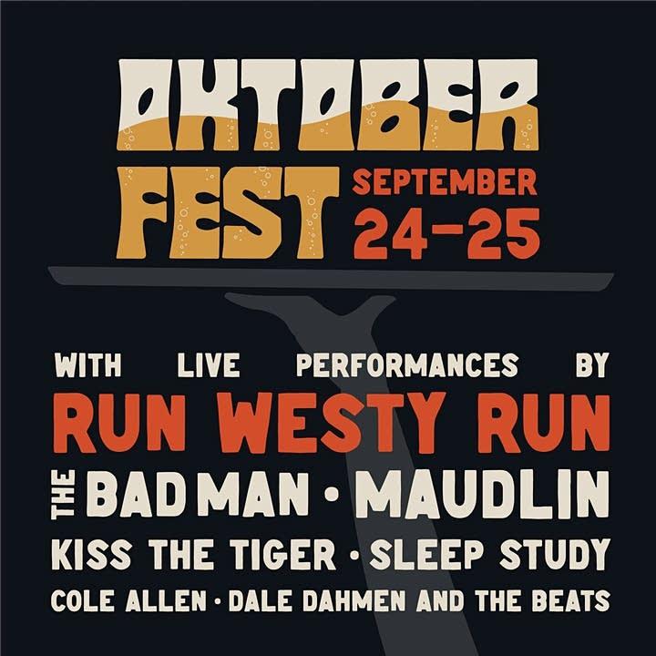 Oktober Fest Run Westy Run et al