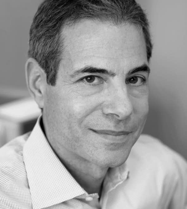 Richard Stengel, a journalist, author, and former managing editor of Time