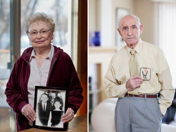 Portraits of strength: Minnesota's Holocaust survivors | MPR