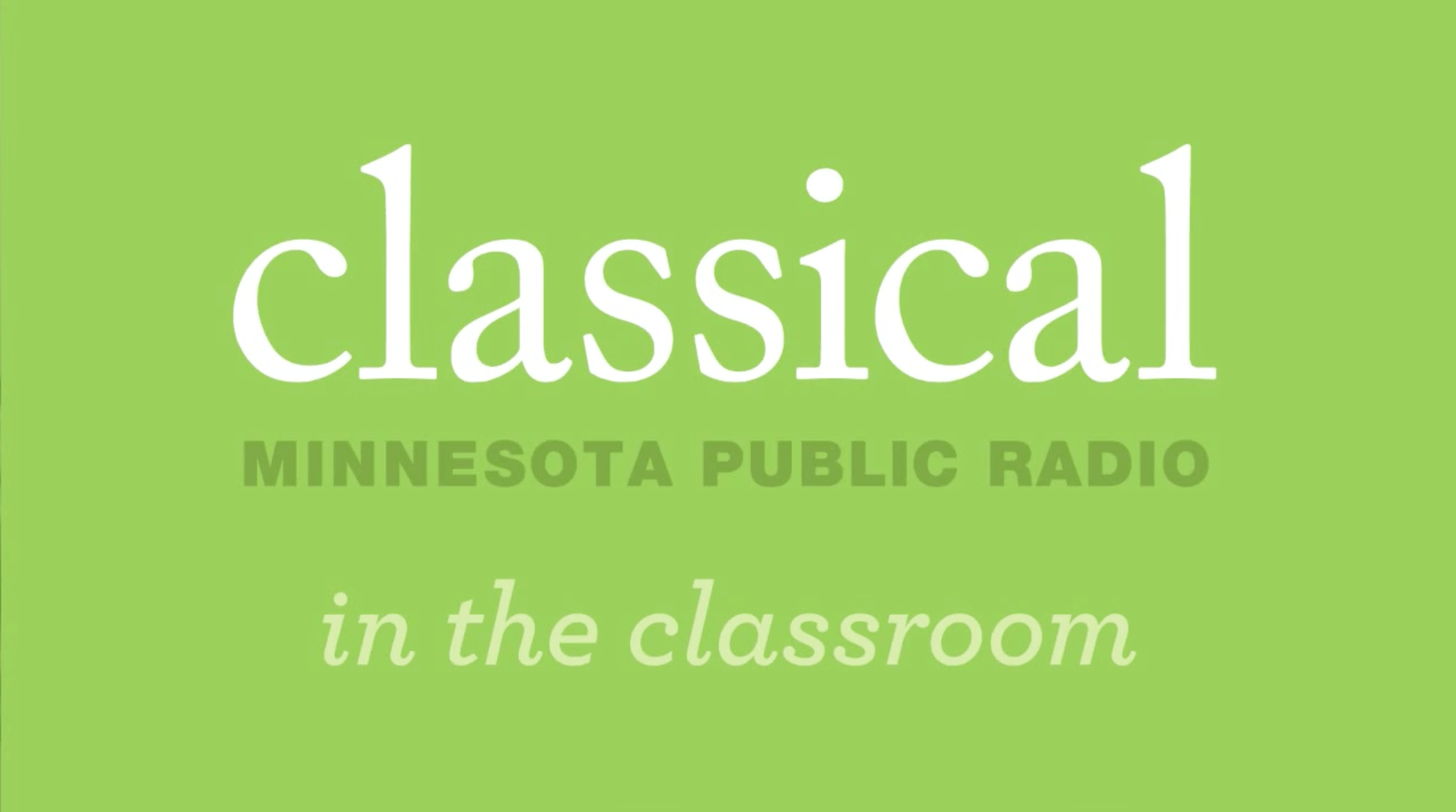 Classical MPR in the Classroom