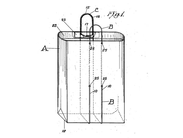 A detail from patent US 1714162 A