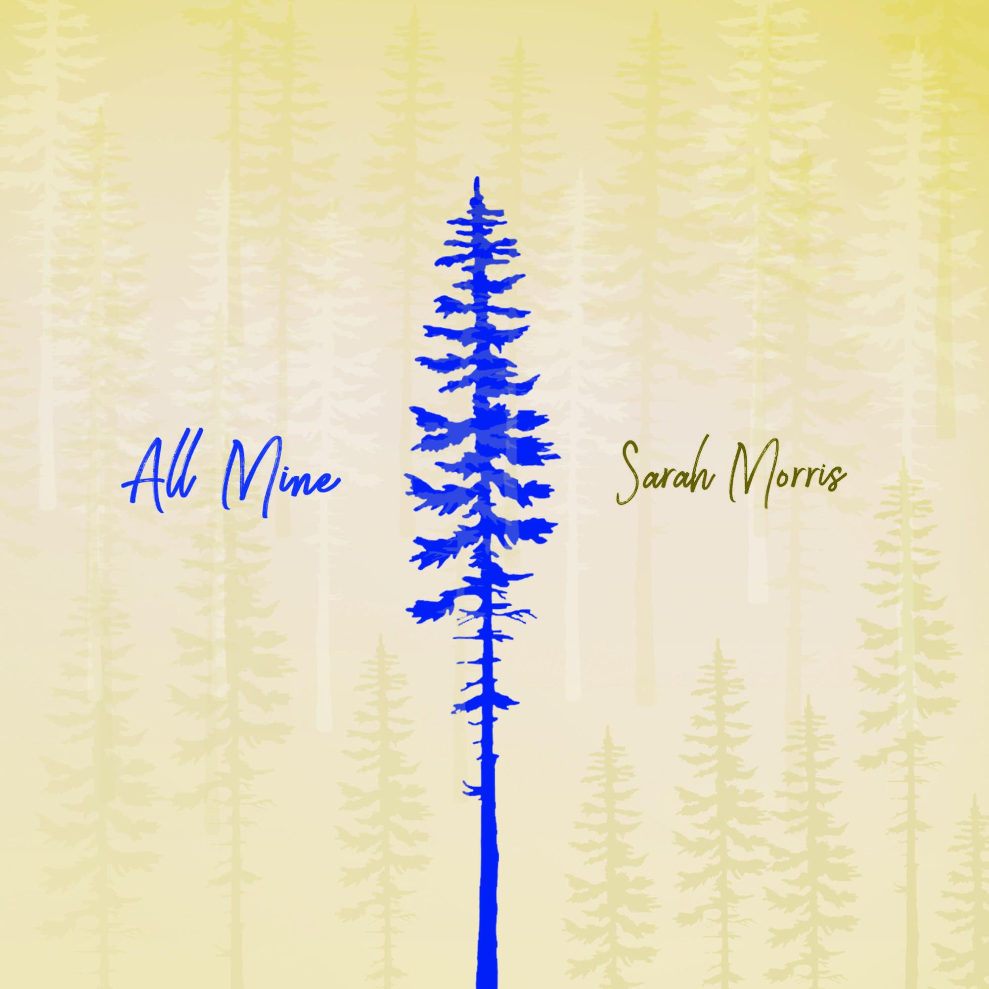 Sarah Morris, 'All Mine'