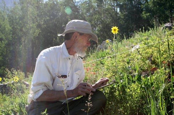Ecologist David Inouye.