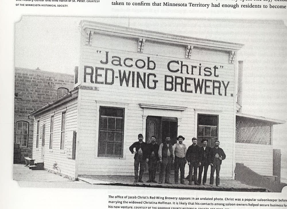 Jacob Christ brewery