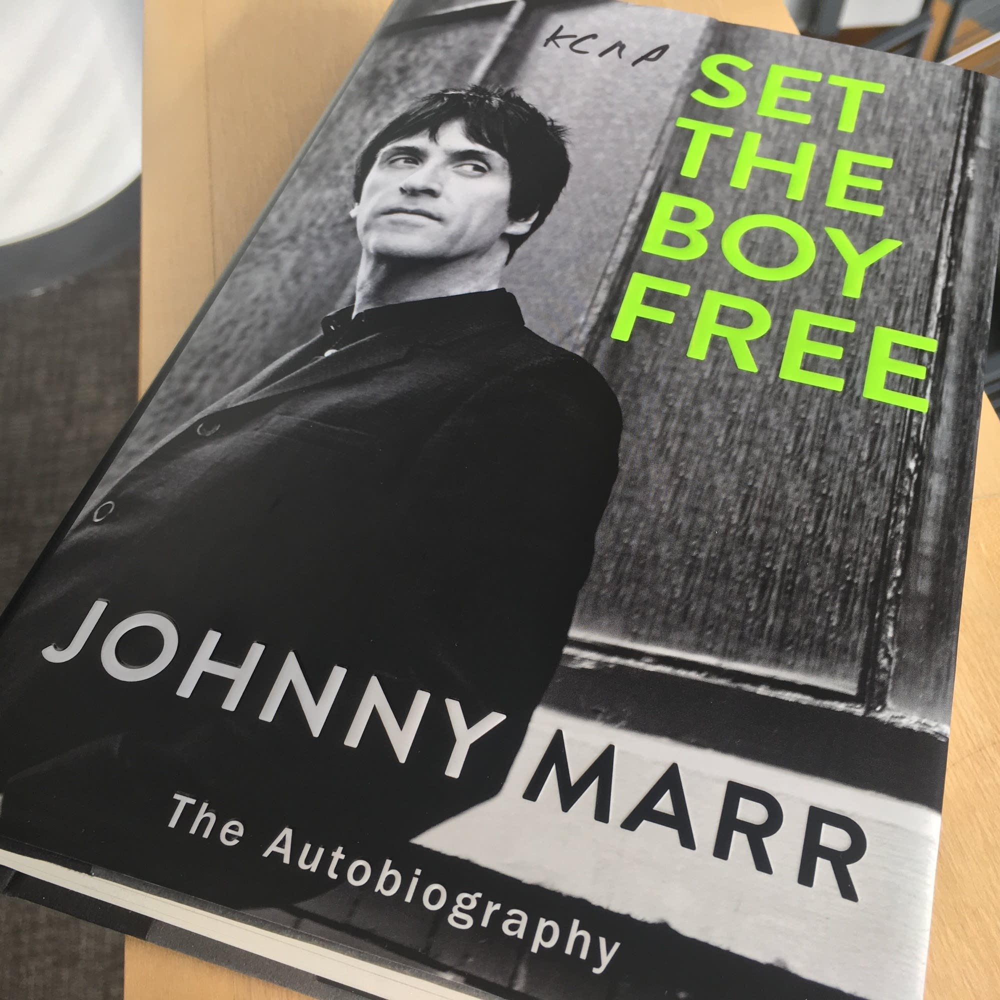 Johnny Marr's 'Set the Boy Free'